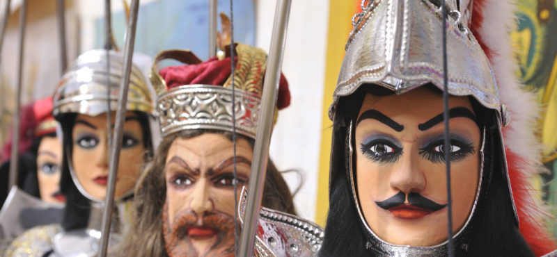 "Family Tour ""Bimbi e pupi""- Le marionette siciliane"