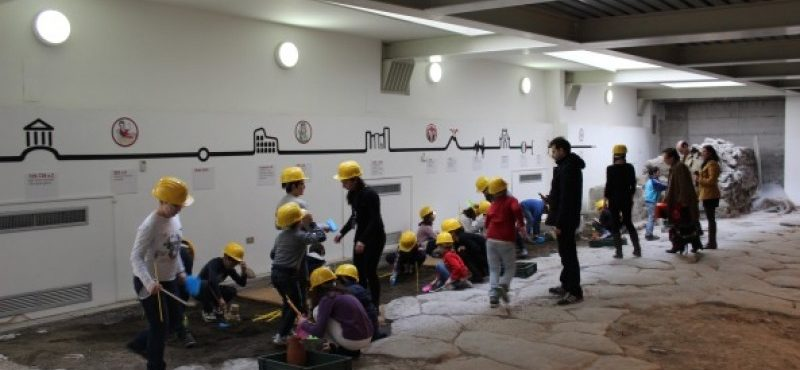 Piccoli archeologi