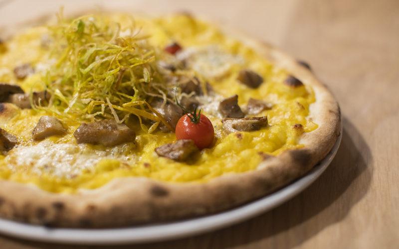 Pizzeria con cucina family friendly Ai cessi