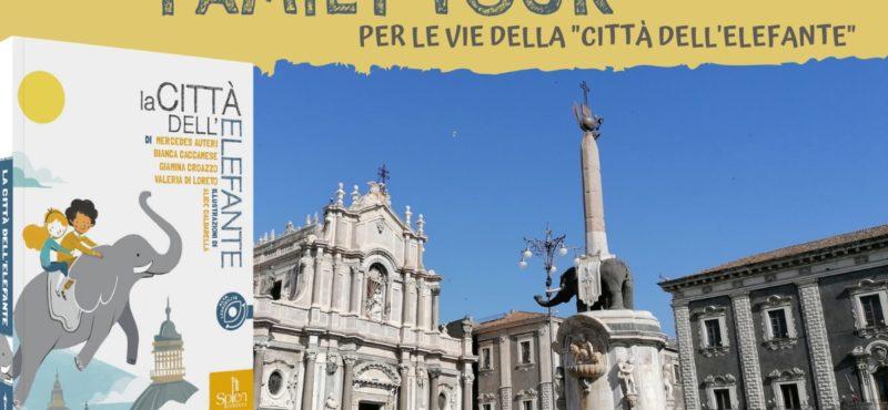 Family Tour letterario per le vie di Catania – su richiesta